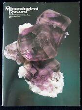 New listing Hiddenite - Rist & Ellis Tract Rudabanya, Hungary Mineral Record Mar/Apr 2001