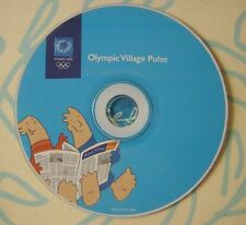 """ATHENS 2004 OLYMPIC GAMES - Village newspaper """"Pulse"""" CD"""