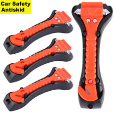 2 x emergencia martillo /& cinturón Schneider cuchillo rescate not vidrio trituradoras ventana de coche