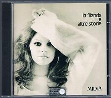 MILVA LA FILANDA E ALTRE STORIE CD F.C. NUOVO!!!