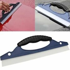 Car Silicone Water Wiper Car Scraper Snow Brush  Window Shovel Removal Cleaner