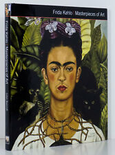 FRIDA KAHLO Masterpieces of Art Mexican Artist Painter Exquisite Paintings New