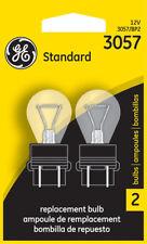 Turn Signal Light Bulb-Base GE Lighting 3057/BP2