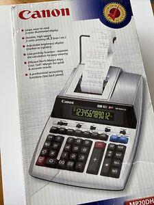Canon MP20DH III Printing Calculator New In Box