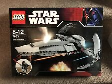Lego Star Wars 7663 Sith Infiltrator *New and Sealed*
