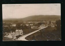 Scotland Kirkcudbrightshire GATEHOUSE OF FLEET 1912 RP PPC mailed from super pmk
