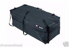 Expandable Hitch Rack Tray Cargo Sealed Bag Rainproof Waterproof 11.5 Cubic Feet