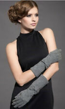 Winter/ Christmas Party Glove - PIa Rossini HOPE GLOVE - CHARCOAL