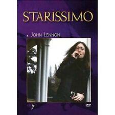 DVD NEUF pas cher  STARISSIMO  JOHN LENNON    DOCUMENTAIRE