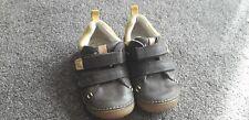 Boys clarks winter shoes  5 F infant