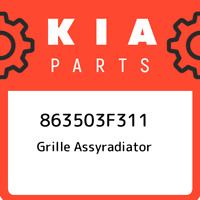 Genuine Kia Parts 86350 3F211 Grille Assembly