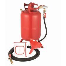 20 lb Pressurized Abrasive Blaster Portable Sand Blaster Abrasive Sand Blaster