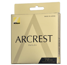 Nikon ARCREST PROTECTION 67mm/77mm/82mm 52mm 58mm 62mm 72mm 95mm [Lens Filter]