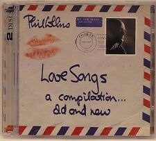 Phil Collins Love Songs A Compilation Old & New  LIKE NEW  25 Track  2CD Set