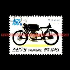 BMW RS 54 500 Rennsport - Moto Timbre Poste Stamp Motorcycle Stempel