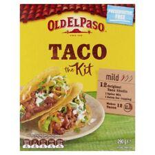 Old El Paso Taco Kit Mild 290g