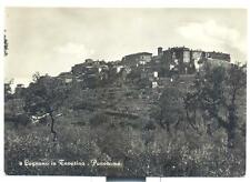LUGNANO IN TEVERINA   B/N   VIAGG  1955 PANORAMA