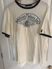 JOHNSON MOTORS TSHIRT