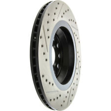Disc Brake Rotor Rear Left Stoptech 127.33113L