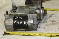 Toyota  forklift FGC10  Denso 281020-20552-71-B starter   parts