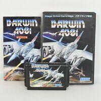 DARWIN 4081 Mega Drive Sega ccc md