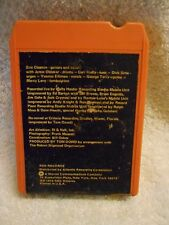 Eric Clapton E.C. Was Here 8 Track Tape Cartridge