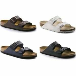 Birkenstock Arizona Birko-Flor Unisex Sandal in Various Colours and Sizes
