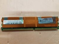 HP 398707-051 2GB (1X2GB) 667MHZ PC2-5300 CL5 ECC FULLY BUFFERED DDR2 SDRAM DIMM