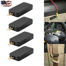4pcs car srs airbag simulator emulator resistor bypass fault finding  diagnostic