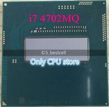 Intel Core I7 SR15J CPU I7-4702MQ oem processor 2.2GHz-3.2GHz L3=6M Quad core