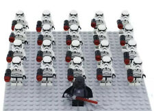 20x Storm Troopers Mini Figures (LEGO STAR WARS Compatible)