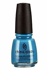 China Glaze Blue Nail Polish