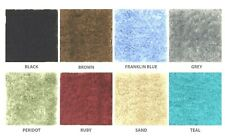 """SPECIALLY PRICED""  BROWN--BATHROOM BATH CARPET-RUGS--CUT TO FIT--SIZE = 5 X 8 A"