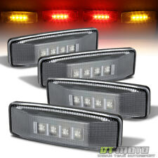 1994-2002 Dodge Ram 3500 Dually Pickup Fender LED Side Marker Lights Left+Right