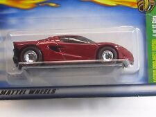 2002 Hot Wheels Treasure Hunt  LOTUS PROJECT M250 RL RR 4/12