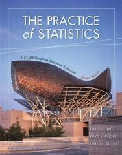 The Practice of Statistics: TI-83/89 Graphing Calculator Enhanced, Good Books