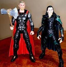 "Marvel Legends Thor Stormbreaker & Loki 6"" inch Figure Avengers Infinity War"