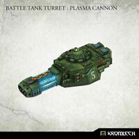 Kromlech Battle Tank Turret Plasma Cannon  Brand New KRVB089