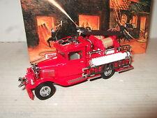 Neu Selten Matchbox YFE06 1932 Ford AA Feuer Motor Druckguss Modell