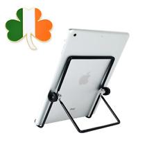 Phone Holder Metal Foldable Tablet Holder Stand 160 Degree Adjustable for iPad