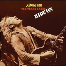 Alvin Lee - Ride on [New CD]