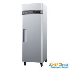 "Turbo Air M3F19-1-N 25"" Single Door Reach-In Freezer"