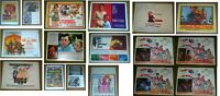Vtg Old Movie Posters & Lobby Cards 1930's-1980's many Different to choose from!