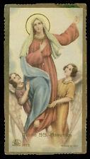 santino-holy card ediz. EB  n.2173 MARIA ASSUNTA