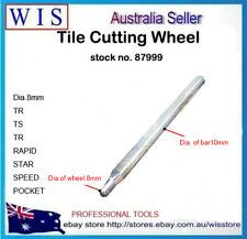 8mm,Scoring/Cutting Wheel for Manual Tile Cutters,standard tile & porcelain87999