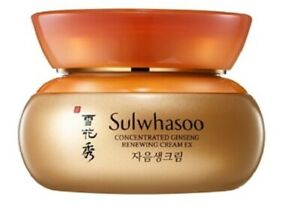 Sulwhasoo Concentrated Ginseng Renewing cream 60ml Anti Aging Wrinkle moist
