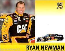 RYAN NEWMAN 2005 ALLTEL 2ND VERSION NEW LOGO POSTCARD