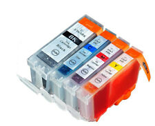 Compatible BCI-3EBK / BCI-6 Set Inks 4479A002 4706A022 for Canon ip3000