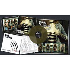 IRON CURTAIN  - Jaguar Spirit  - LP Vinyl Swamp Green Limited (200) Neu New