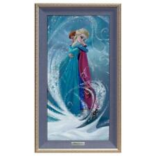 "Disney Fine Art Lisa Keene ""The Warm Embrace"" Framed Limited Edition Canvas"